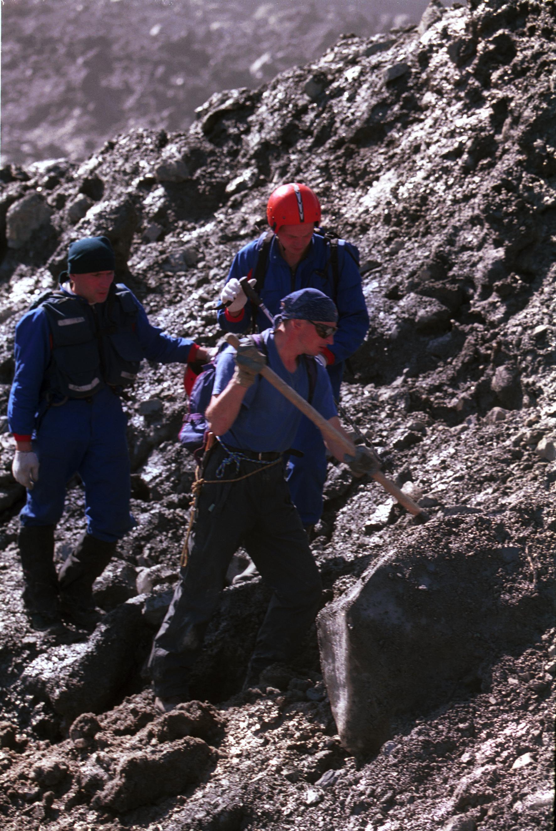 На Северном Кавказе приступает к работе постоянно действующая межведомственная экспедиция