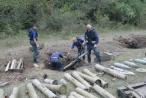 Саперы МЧС России обезвредили в Южной Осетии почти тысячу взрывоопасных предметов