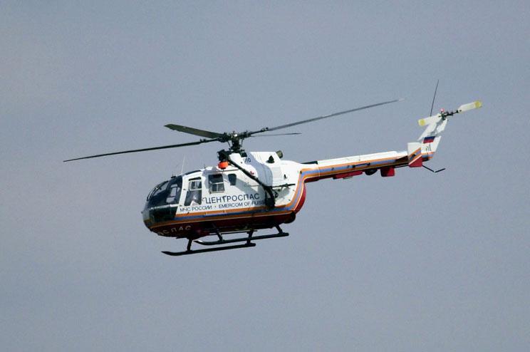 Авиация МЧС выполнила в текущем году свыше 11 тысяч полетов