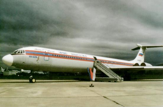 В Багдад вылетел второй самолет МЧС России