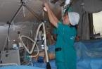 В Цхинвале завершилась работа врачей МЧС России и аэромобильного госпиталя отряда «Центроспас»