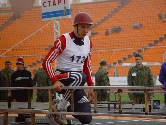 В Рязани стартовал IV открытый чемпионат МЧС России по пожарно-спасательному спорту