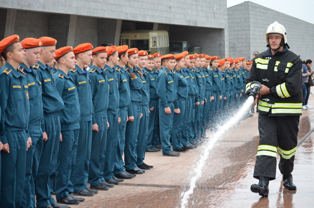 Форма одежды мчс россии фото