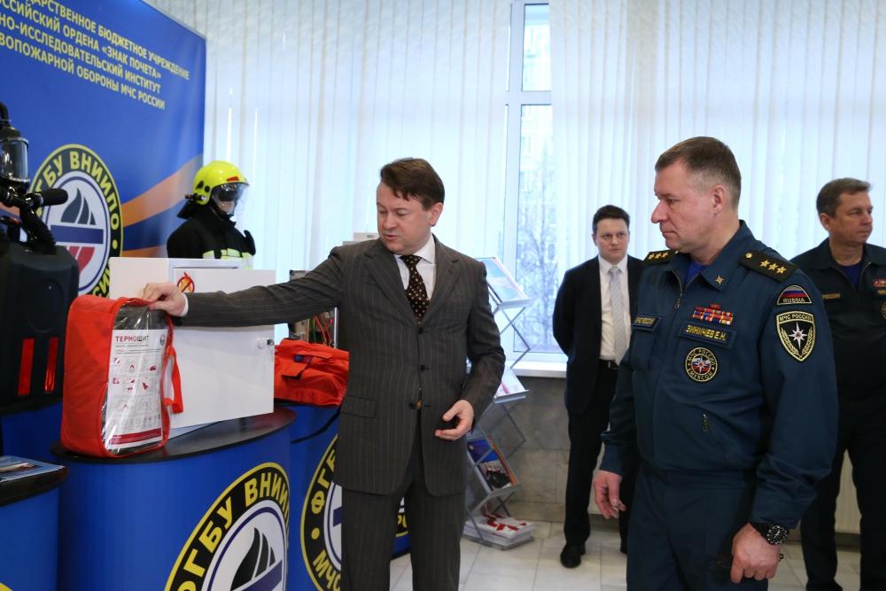 6 февраля 2019 года в МЧС России прошло итоговое заседание Коллегии МЧС России