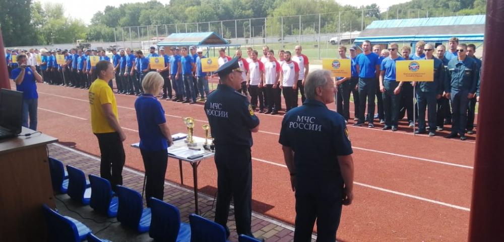 9-е открытые региональные соревнования спасателей СКФО стартовали на Ставрополье