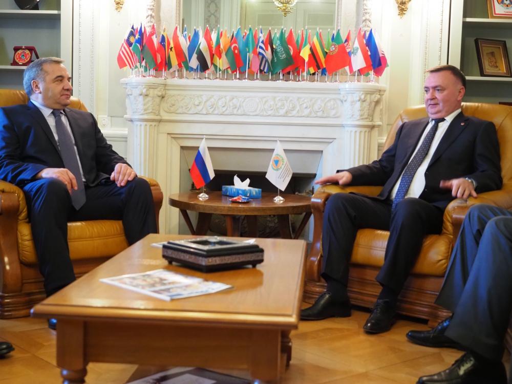 Правительство Российской Федерации и МОГО подписали рамочное соглашение о стратегическом партнерстве