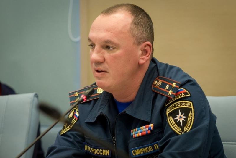 Реформа контрольно-надзорной деятельности в части применения риск-ориентированного подхода при осуществлении надзорной деятельности МЧС России