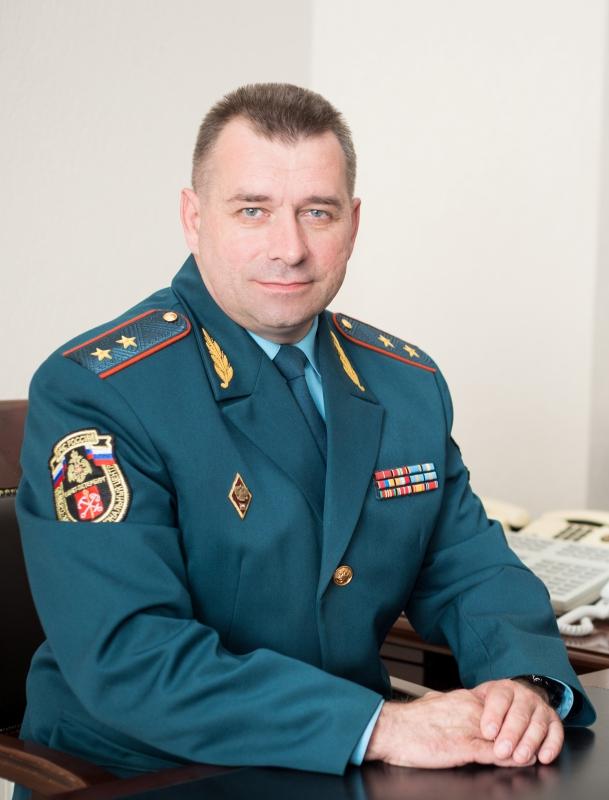 Главное управление МЧС России по Санкт-Петербургу признано лучшим в Министерстве