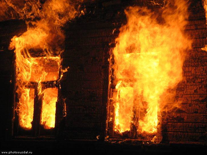 Правила поведения при пожарах в быту