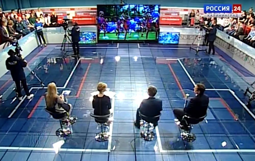 """ГТРК """"Калининград"""" программа «30 минут»: детские лагеря"""