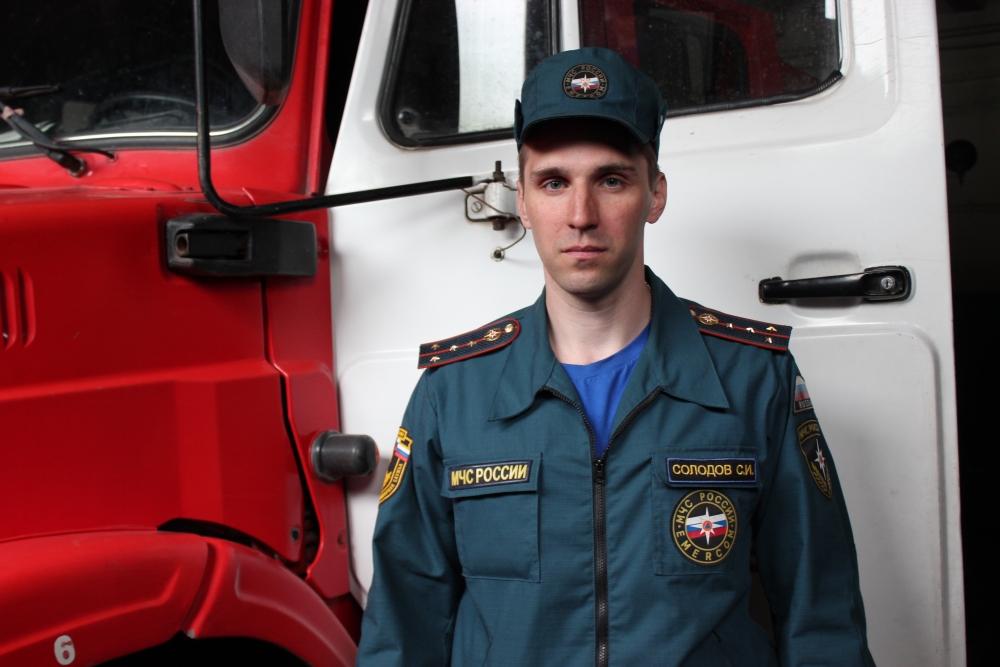 Бессменным победителем конкурса профессионального мастерства в Ивановской области стал начальник караула вичугской пожарно-спасательной части