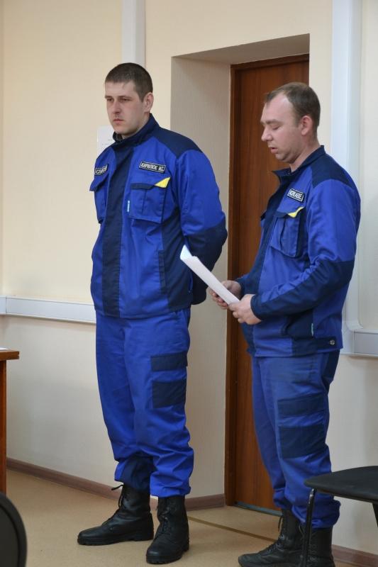 В г. Иваново состоялось заседание аттестационной комиссии