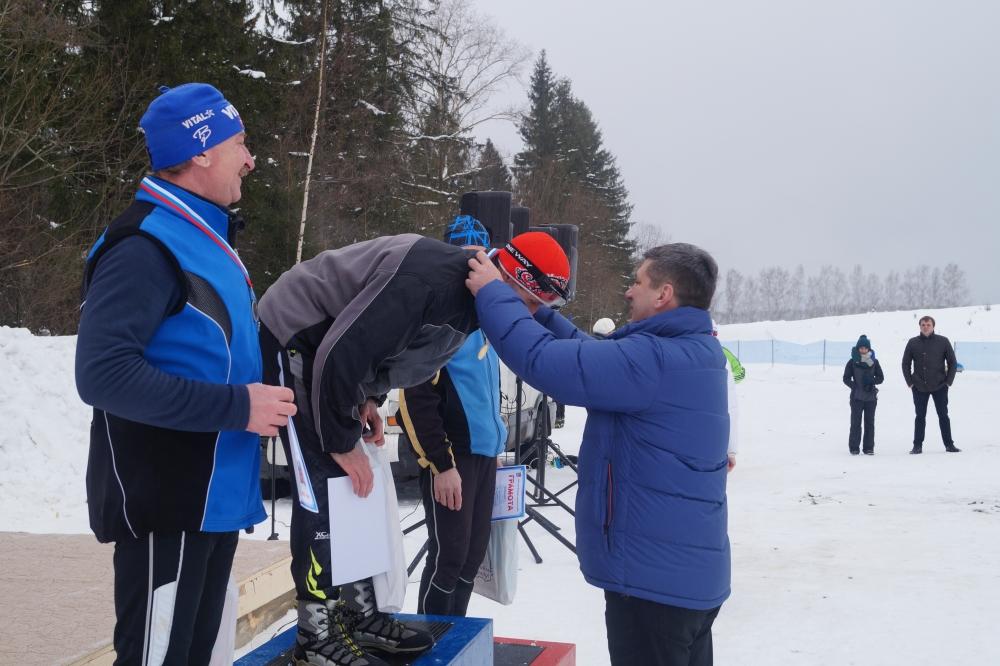 «Фурмановская лыжня-2016»