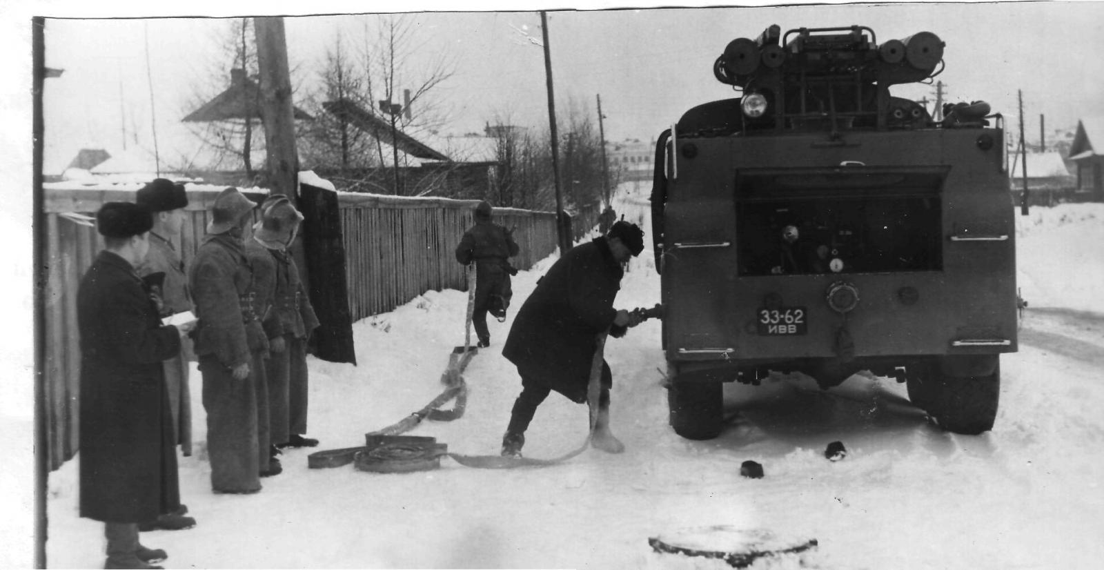 История гражданской обороны Ивановской области