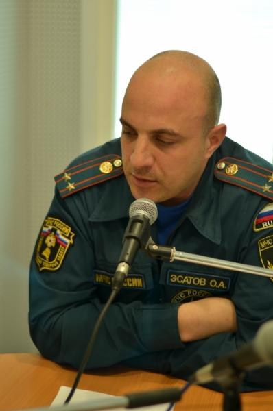 Ситуация с пожарами в Ивановской области