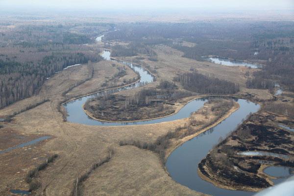 Контроль за паводковой и пожароопасной обстановкой на территории региона...