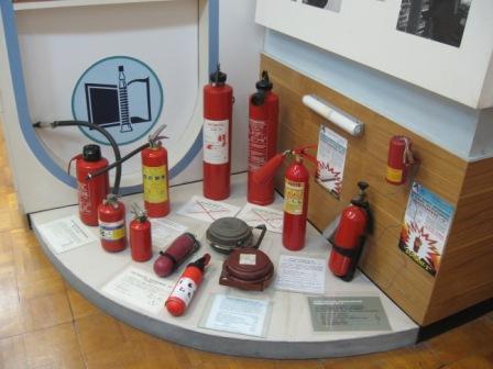 Зал №3. Всероссийское добровольное пожарное общество