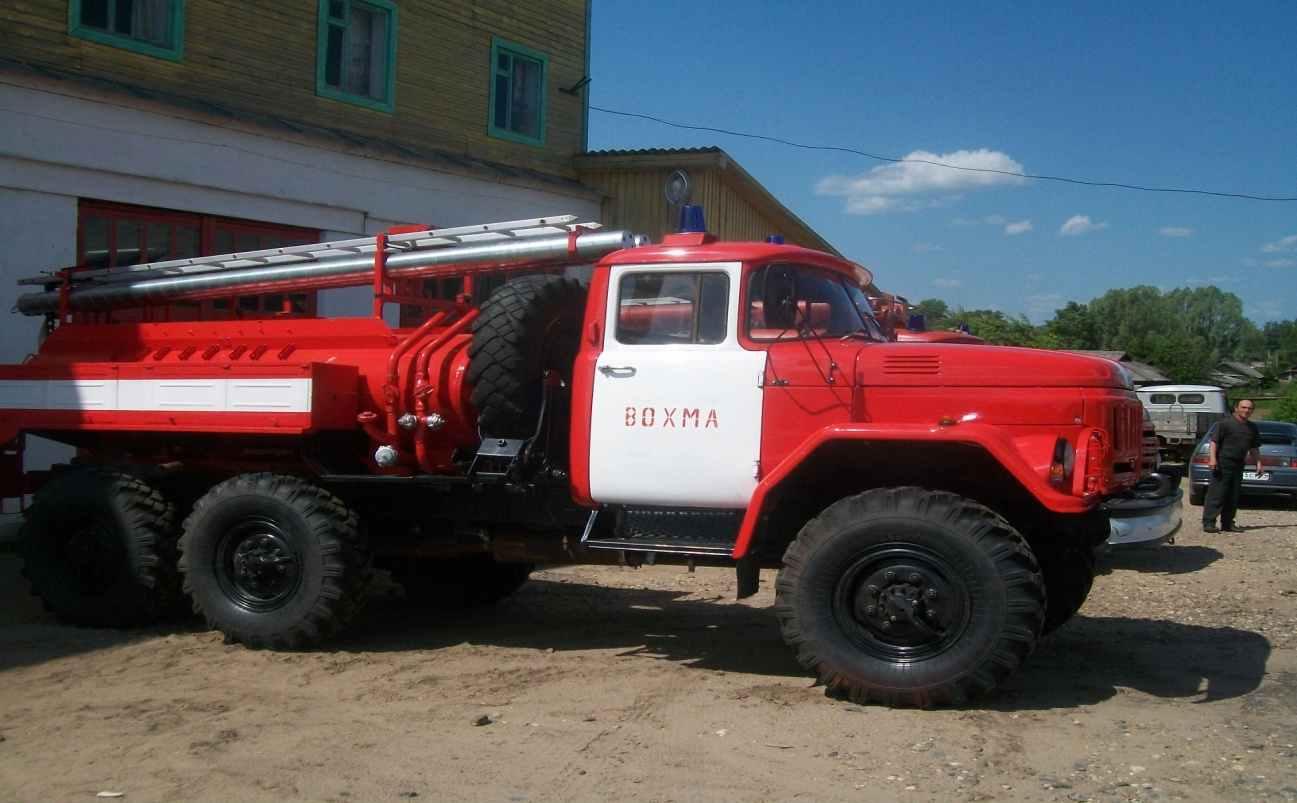 Вступайте в ряды добровольной пожарной охраны!