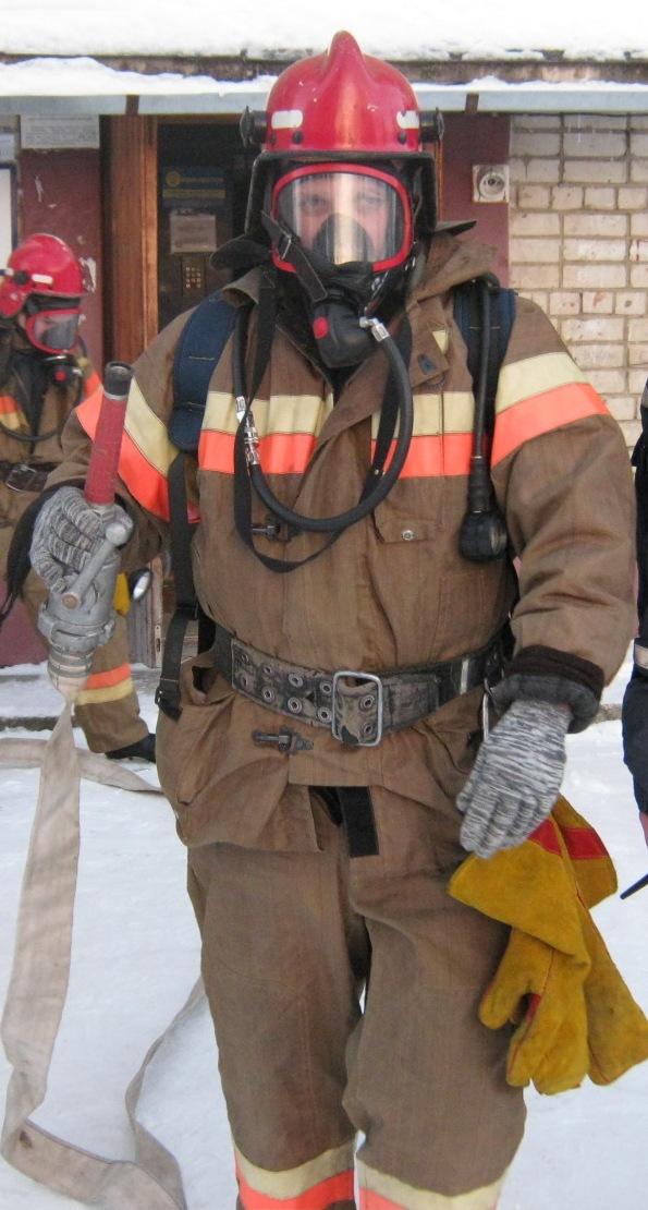 Идеальный пожарный