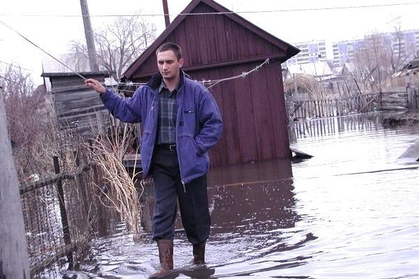 Памятка о действии населения в период весеннего паводка