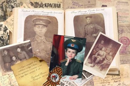 """В рамках акции """"Бессмертный полк"""" сотрудники МЧС России дали семейным архивам новую жизнь!"""