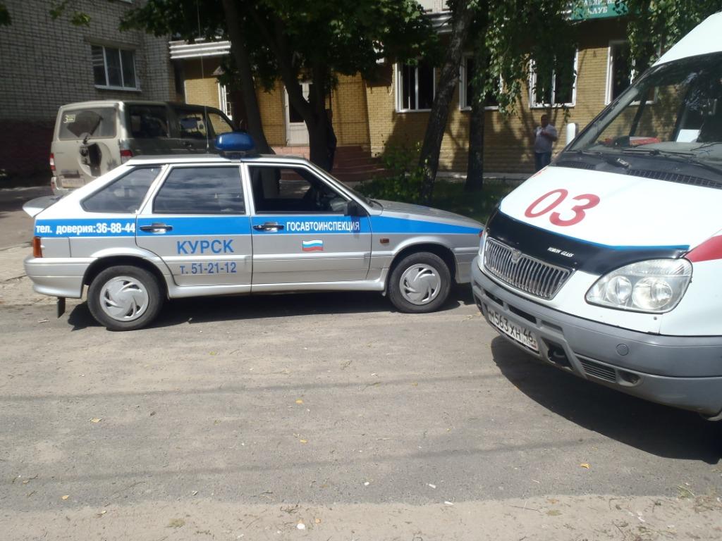 Информация о ДТП в Курчатовском районе между с.Чапли и л. Карла -Либкнехта