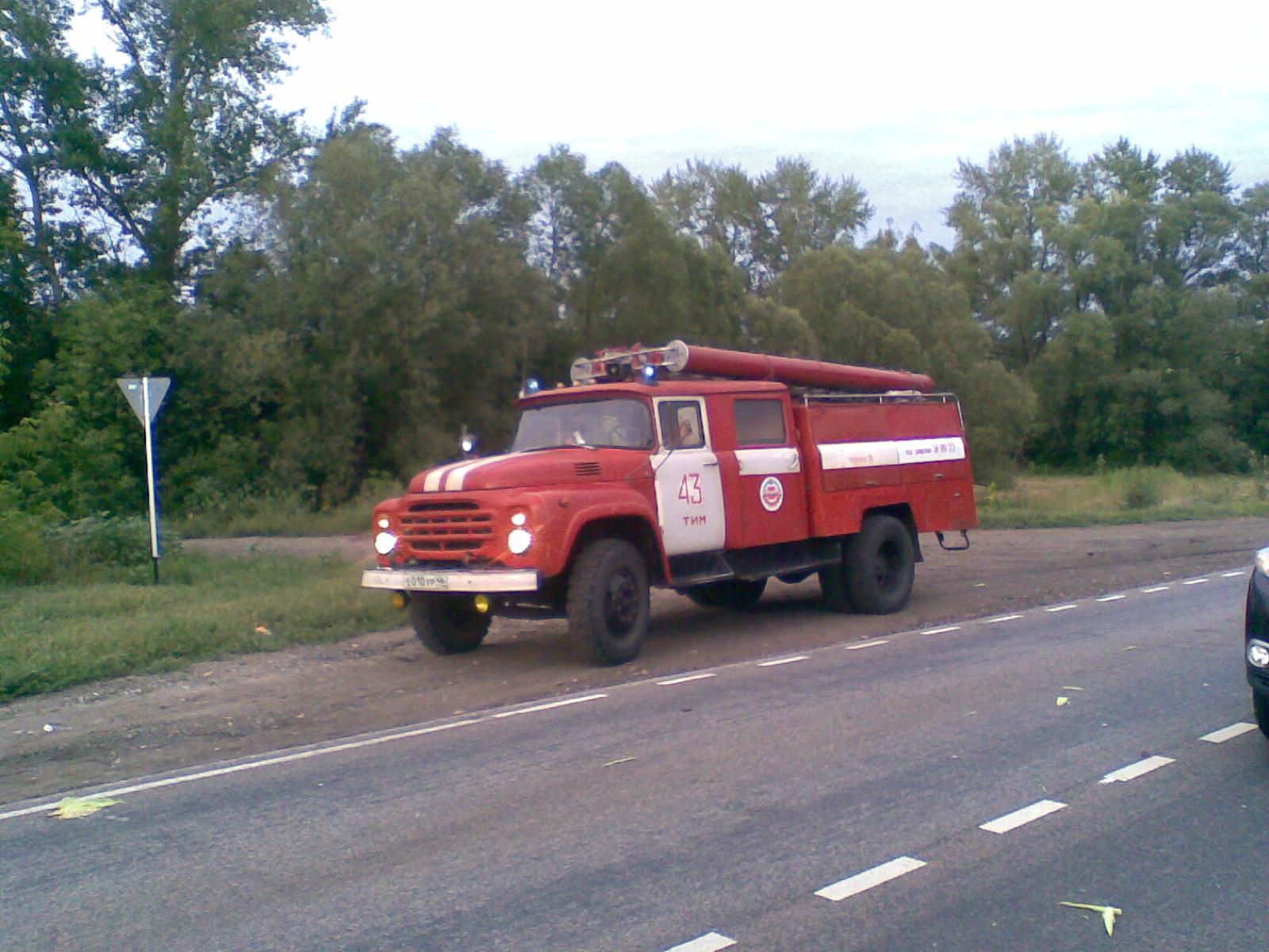 Информация о ДТП в  Солнцевском районе  д. Гридасово