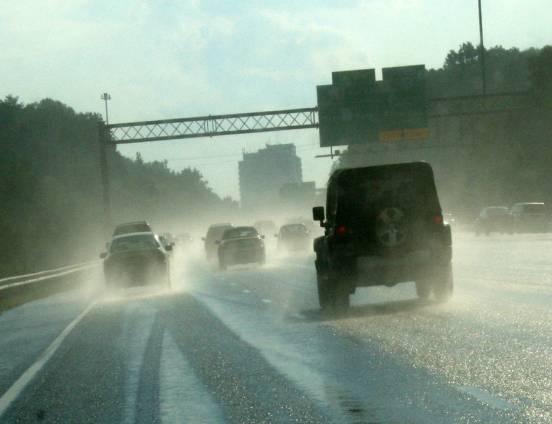 Меры безопасности в связи с ухудшением погодных условий