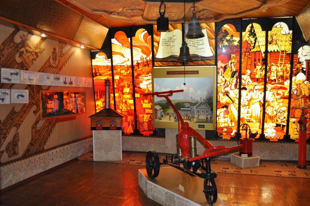 График работы и правила посещения пожарно-технической выставки ГУ МЧС России по Липецкой области