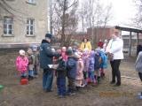 Тренировочная эвакуация в детском саду «Солнышко»