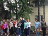 Сотрудники МЧС провели день пожарной безопасности в детском лагере «Истра» Одинцовского района