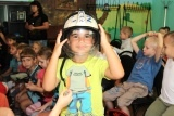 Утренник на противопожарную тематику проведен в детском саду «Надежда»