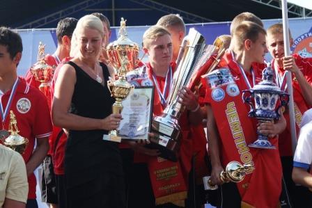 Сборная Чехии стала победителем IV Чемпионата мира среди юношей по пожарно-спасательному спорту