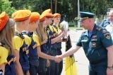 Завершился областной этап детско-юношеского движения «Школа безопасности»