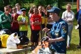 В детском лагере «Луч» Орехово-Зуевского района проведен день пожарной безопасности
