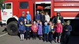 Экскурсия в пожарную часть №337