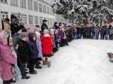 В Боровсковской средней образовательной школе прошли занятия, посвященные Всемирному дню Гражданской обороны
