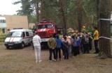 В детском оздоровительном лагере «Бауманец» Ступинского района прошло занятие на тему безопасного поведения в различных жизненных ситуация