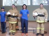 Зональный этап областного детского соревнования по развитию детско-юношеского движения «Дружина юных пожарных и спасателей»