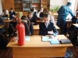Сотрудники МЧС Одинцовского района проводят профилактическую работу с детьми