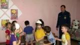 Сотрудники МЧС Серебряно-Прудского района провели викторину на тему: «Укротители огня»