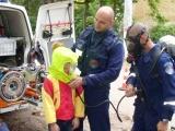 Эвакуация в центре для несовершеннолетних «Родник» Раменского района