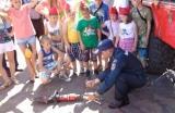 Занятия в детском лагере