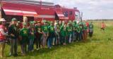 День пожарной безопасности в детском лагере «Янтарь»