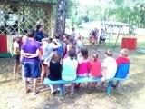 Работа сотрудников МЧС Ступинского района