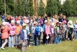 Сотрудники МЧС провели день пожарной безопасности в лагере дневного пребывания детей