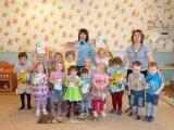 В деревне Редькино состоялась встреча воспитанников детского сада №1 «Солнышко» с инспектором ОНД по Озёрскому району