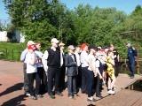 Спасатели водно-спасательной станции №3 города Воскресенска напомнили школьникам правила безопасного поведения на воде