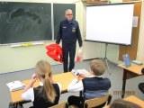 Пущинские спасатели ВСС-26 провели рейд в Пущинских школах