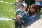 В день защиты детей сотрудники пожарного надзора организовали праздничные мероприятия